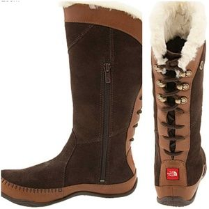 NORTH FACE JANEY WATERPROOF WINTER BOOTS